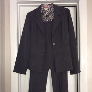 Other - Charcoal grey suit